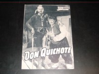 933: Don Quichote ( Miguel de Cervantes )  N. Tscherkassow, J. Tolubejew, L. Kasjanowa, W.Freundlich, L. Wertinskaja, T. Agamirowa, S. Birman