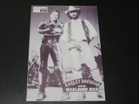 9412: Harley Davidson and the Marlboro Man,  Mickey Rourke,