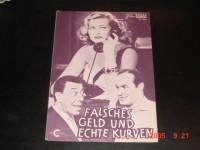 947: Falsches Geld und echte Kurven (Gerd Oswald) Fernandel,  Anita Ekberg, Martha Hyer, Bob Hope