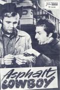 5458: Asphalt Cowboy ( 2. Auflage ! )  Dustin Hoffman,  Brenda Vaccaro,
