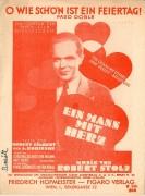 Ein Mann mit Herz, Gustav Fröhlich / Wie Schön ist ein Feiertag !
