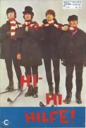08: Hi - Hi - Hilfe,  ( The Beatles )  John Lemmon,  Ringo Starr