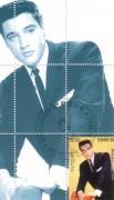 Post Lao :  5500 K.  Elvis Presley  mit Sonderstempel,