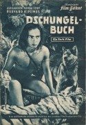 382: Dschungelbuch ( Mogli )  ( Alexander Korda )  Sabu,