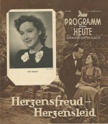 1711: Herzensfreud-Herzensleid, Magda Schneider, P. Hörbiger,