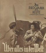 1725: Über alles auf der Welt ( Propaganda ) Carl Raddatz, Hannes Stelzer,