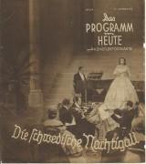 1733: Die schwedische Nachtigall, Ilse Werner, Karl Ludwig Diehl,