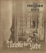 1745: Melodie der Liebe, Maria Cebotari, Lucie Englisch, Claudio Gora,