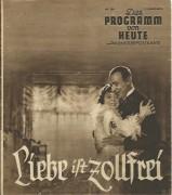 1747: Liebe ist Zollfrei, Hans Moser, Maria Eis, Else Elster, Oskar Sima, Hans Olden,
