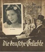 1707: Die keusche Geliebte, Maria Landrock, Willi Fritsch,