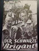 3340: Der Schwarze Brigant  (Domenico Paolella) Lex Barker,  Walter Barnes, Livio Lorenzon, Nadia Marlova