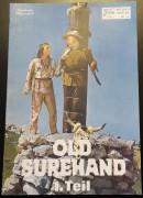 06: Old Surehand ( Karl May )  Stewart Granger, Pierre Brice, Letitia Roman, Larry Pennell,  Terence Hill, Wolfgang Lukschy, Erik Schumann, Paddy Fox,