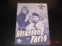 195: Auf den Strassen von Paris,  Dany Robin,  Michel Auclair,