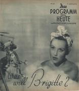 1720: Was will Brigitte ? Leni Marenbach, Fita Benkhoff,