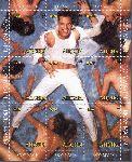 Ostblock 2000:  Ricky Martin  Riesen Block  Postfrisch **