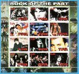 Tuva 2002:  Rock Stars   Block  Postfrisch  **