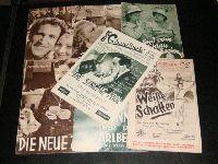Illustrierter Filmkurier 1938 Über 1000 Stk.  ( VERKAUFT )