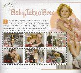 Antigua 2001:  Shirley Temple  Riesen Block  Postfrisch  **