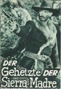 4618: Der Gehetzte der Sierra Madre, Lee van Cleef, Walter Barnes,
