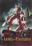 Die Armee der Finsternis ( Dino de Laurentis ) Bruce Campbell, Embeth Davidtz, Marcus Gilbert,