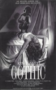 Gothic ( Ken Russell )  Gabriel Byrne, Julien Sands, Natascha Richardson, Myriam Cyr, Timothy Spall,