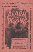 Alarm in Peking ( Apollo - Theater ) Gustav Fröhlich, Peter Voss, Leny Marenbach, Paul Westermeier, H. Fischer-Köppe, Günther Lüders