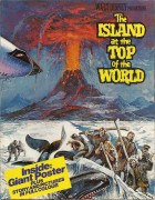 Die Insel am Ende der Welt ( The Island at the Top of the World ) ( Robert Stevenson ) ( Walt Disney ) Donald Sinden, David Hartman, Jacques Marin, Mako, David Gwillim  ( Sonderheft Aufgeklappt Riesenposter ! )