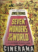 Die sieben Weltwunder ( Seven Wonders of the World ) ( Stanley Warner ) S. H. Fabian, Tay Garnett, Paul Mantz, Andrew Marton, Ted Tetzlaff, Walter Thompson,