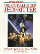 Die Rückkehr der Jedi Ritter ( George Lucas ) Mark Hamill, Carrie Fisher, Harrison Ford, Anthony Daniels, Billy de Williams, Frank Oz, David Prowse, Kenny Baker, Warwick Davis,