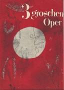 3 Groschen Oper ( G. W. Pabst )   Rudolf Forster, Fritz Rasp, Carola Neher, Lotte Lenja, Reinhold Schünzel, Paul Kemp,