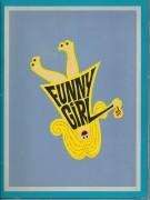 Funny Girl ( William Wyler ) Barbra Streisand, Omar Sharif, Ray Stark, Isobel Lennart,