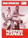 235: Plattfuss in Afrika,  Bud Spencer,  Werner Pochath,