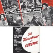 Die Todesschlucht von Laramie ( Lewis R. Foster ) Linda Darnell, Dale Robertson, John Lund, Ward Bond,