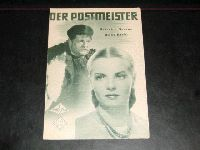 Der Postmeister,  Heinrich George  Hilde Krahl  Ruth Hellberg