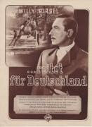 ...reitet für Deutschland, Willy Birgel, Gertrud Eysoldt,  ( GV )