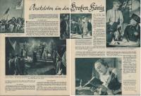 Der große König ( Veit Harlan ) Kristina Söderbaum, Otto Gebühr, Harrry Hardt, ( GV )