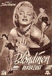 Blondinen bevorzugt,  Marilyn Monroe,  Jane Russell,