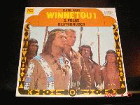 LP: Winnetou I,  2. Folge,  Pierre Brice & Lex Barker