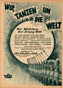 Wir tanzen um die Welt ( Die Mädchen der Jenny Hill )  Lucie Höflich, Charlotte Thiele, Irene von Meyendorff, Carola Höhn, Charlott Daudert, Karl Raddatz  ( GV )