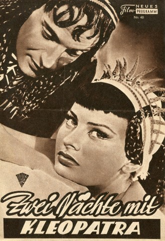 40: Zwei Nächte mit Kleopatra (Mario Mattoi.I) Alberto Sordi, Paul Muller, Ettore Manni, Rolf Tasna, Alberto talegalli - neuheiten05052015fff9