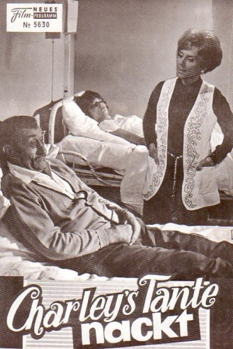 5630: Charleys Tante nackt, Noel Roquevert, Renee Saint