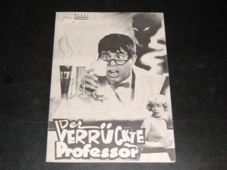 3256 Der Verrückte Professor Jerry Lewis Stella Stevens Del