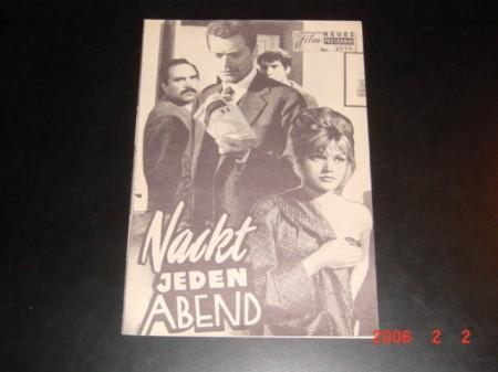 3514: Nackt jeden Abend ( Mario Sequi ) Nadia Gray, Magali