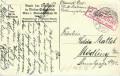 Feldpost 1. WK. K.u.K. Marinefeldpostamt Pola Zensur auf Bund Karte von 1918  ( 74 )