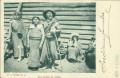 Argentinien: Familie de Indios ( Eingeborene Stämme )1901 Boenos Aires nach Wien