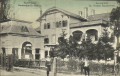 Burgenland: Gruß aus Sauerbrunn 1917 Sanatorium Dr. Grimm herrliche Ansicht
