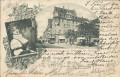 Deutschland: Gruss aus Heilbronn Käthchenhaus und Käthchen von Heilbronn 1903