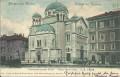 Italien: Gruß aus Triest Saluta da Trieste 1900 Griechische - Illyrische Kirche