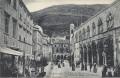 Jugoslawien: Gruß aus Dubrovnik ( Ragusa ) um 1910 Rektors Palast mit Stradon
