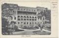 Jugoslawien: Gruß aus Dubrovnik ( Ragusa ) 1907 Hotel Imperiale